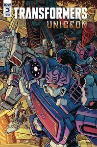 [Transformers: Unicron #3 (Cover B Raiz) (Product Image)]