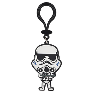 [Star Wars: Soft Touch Bag Clip: Stormtrooper (Product Image)]