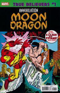 [True Believers: Annihilation: Moondragon #1 (Product Image)]
