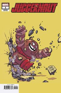 [Juggernaut #1 (Young Variant Dx) (Product Image)]