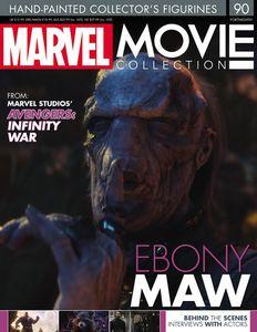[Marvel Movie Collection #90: Ebony Maw (Product Image)]