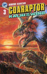 [Coaraptor One Shot #3: Kaiju Of The Wind (Product Image)]