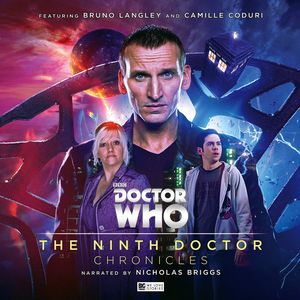 [Doctor Who: The Ninth Doctor Chronicles (Product Image)]