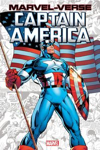 [Marvel-Verse: Captain America (Product Image)]