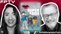 [FPTV: Ridley Pearson & Ile Gonzales - Behind The Scenes Of DC's Super Sons! (Product Image)]
