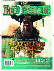 [Rue Morgue Magazine #158 (Product Image)]