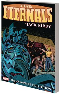 [Eternals: By Kirby: Complete Collection (Remaster Cover) (Product Image)]