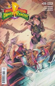 [Mighty Morphin Power Rangers #23 (Product Image)]