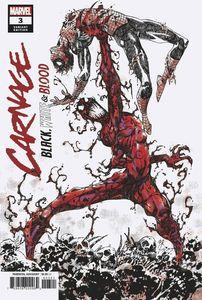 [Carnage: Black White & Blood #3 (McCrea Variant) (Product Image)]