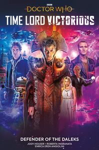 [Doctor Who: Time Lord Victorious: Defender Of The Daleks (Product Image)]