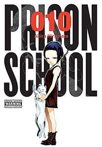 [Prison School: Volume 10 (Product Image)]