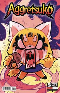 [Aggretsuko #4 (Cover A Patabot) (Product Image)]