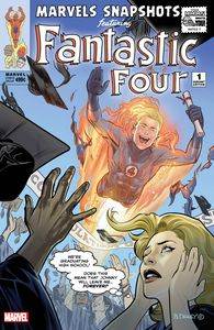 [Fantastic Four: Marvels Snapshot #1 (Dewey Variant) (Product Image)]