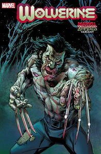 [Wolverine #3 (Raney Marvel Zombies Variant) (Product Image)]