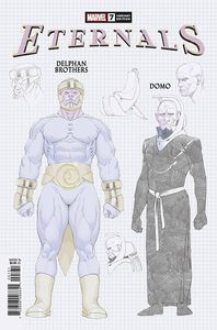 [Eternals #7 (Ribic Design Variant) (Product Image)]