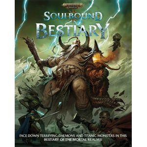 [Warhammer: Age Of Sigmar: Soulbound Bestiary (Product Image)]