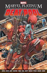 [Marvel: Platinum: The Definitive Deadpool (Product Image)]