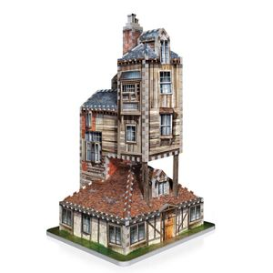 [Harry Potter: 3D Puzzle: The Burrow (Product Image)]