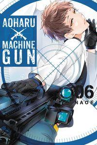 [Aoharu X Machinegun: Volume 6 (Product Image)]