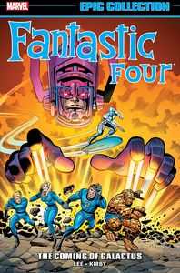 [Fantastic Four: Epic Collection: Coming Galactus (New Printing) (Product Image)]