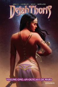 [Dejah Thoris: An Outcast Of Mars (Product Image)]