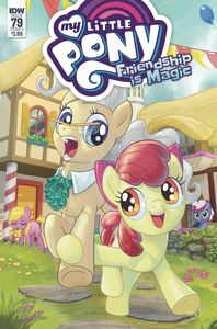 [My Little Pony: Friendship Is Magic #79 (Cover A Kuusisto) (Product Image)]