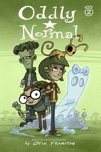 [Oddly Normal: Volume 2 (Product Image)]