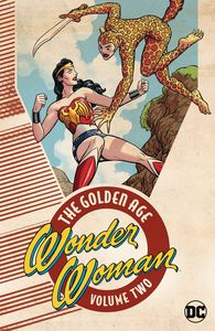 [Wonder Woman: The Golden Age: Volume 2 (Product Image)]