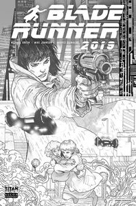 [Blade Runner 2019 #1 (2nd Printing) (Product Image)]