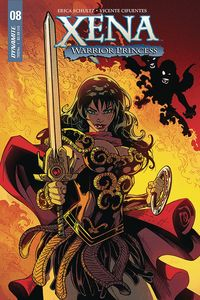 [Xena #8 (Cover B Cifuentes) (Product Image)]
