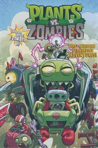 [Plants Vs Zombies: Box Set Volume 3 (Hardcover) (Product Image)]