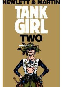 [Tank Girl: Volume 2 (Anniversary Edition) (Product Image)]