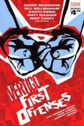 [Vertigo: First Offenses (Product Image)]