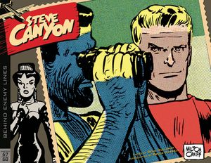 [Steve Canyon: Volume 11: 1967 - 1968 (Hardcover) (Product Image)]