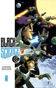 [Black Science #39 (Cover A Scalera) (Product Image)]