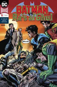 [Batman Vs Ras Al Ghul #1 (Product Image)]