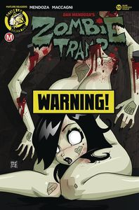 [Zombie Tramp: Ongoing #55 (Cover F Mendoza Risque B) (Product Image)]