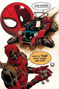 [Spider-Man/Deadpool #41 (Product Image)]
