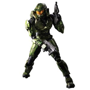 [Halo 2: Play Arts Kai Action Figures: Anniversary Edition: Chief (Product Image)]