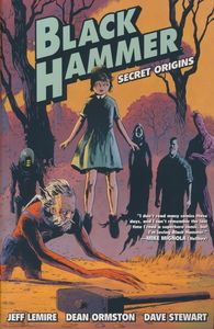 [Black Hammer: Volume 1: Secret Origins (Product Image)]