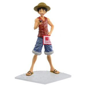 [One Piece: Magazine Figure: Special Episode Volume 1: Luffy (Product Image)]
