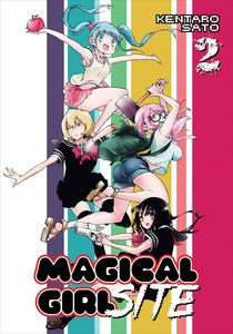 [Magical Girl Apocalypse: Magical Girl Site: Volume 2 (Product Image)]