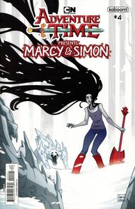 [Adventure Time: Marcy & Simon #4 (Preorder Marcy) (Product Image)]
