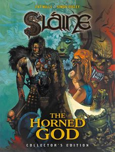 [Slaine: The Horned God (Collectors Edition) (Product Image)]