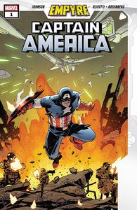 [Empyre: Captain America #1 (Product Image)]