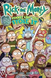 [Rick & Morty: Pocket Like You Stole It (Product Image)]
