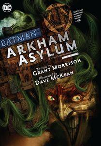 [Batman: Arkham Asylum (The Deluxe Edition Hardcover) (Product Image)]