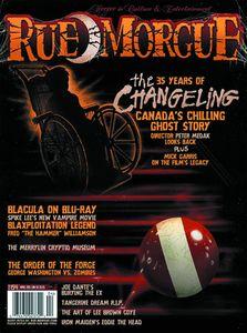 [Rue Morgue Magazine #162 (Product Image)]