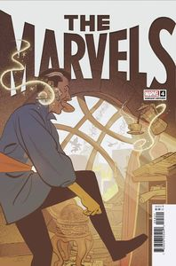 [The Marvels #4 (Smallwood Variant) (Product Image)]