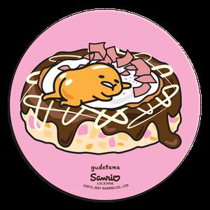 [Gudetama: Coaster: Foodie (Product Image)]